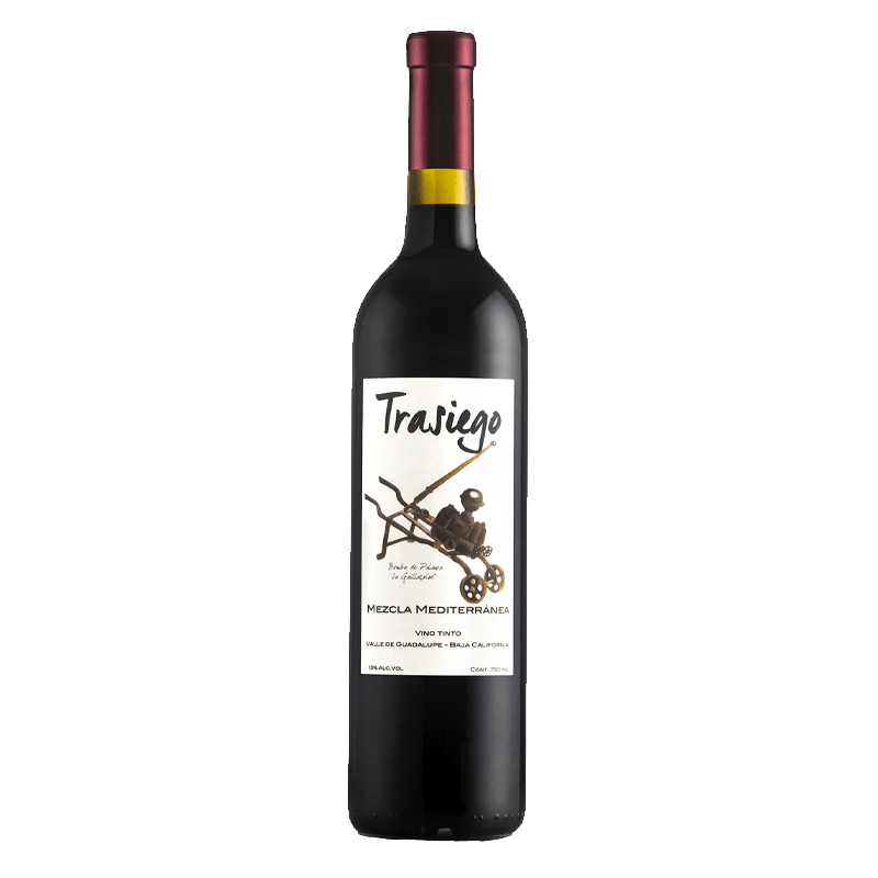 Mezcla Mediterranea - Trasiego