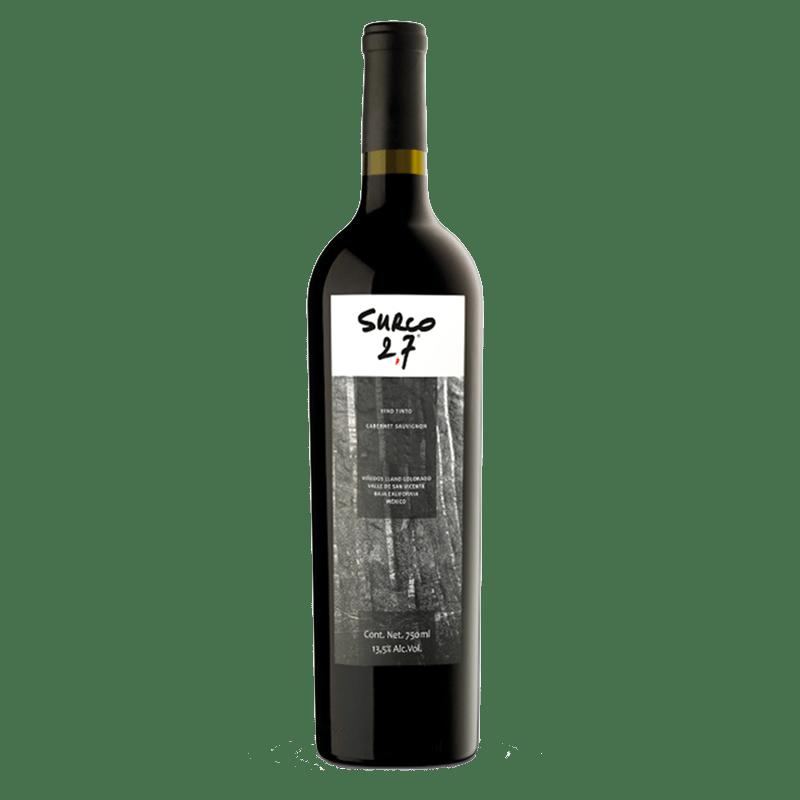 Surco 2,7 Vinícola Regional de Ensenada
