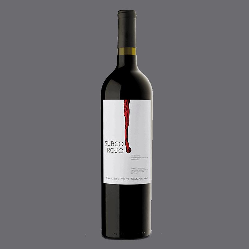 Surco Rojo - Vinícola Regional de Ensenada
